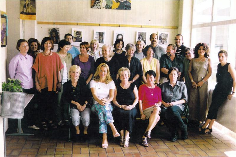 Lehrkörper 2001
