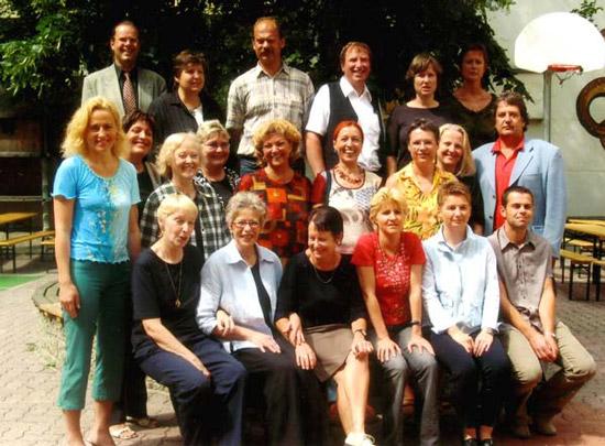 Lehrkörper 2003