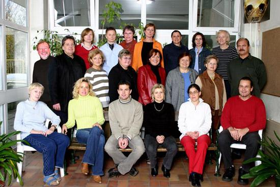 Lehrkörper 2004