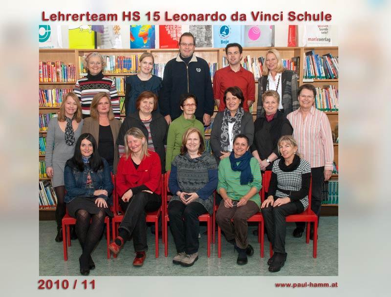 Lehrkörper 2011