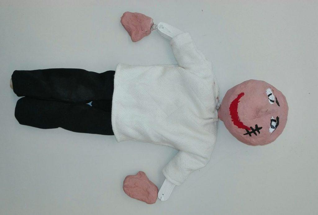 Puppe 9